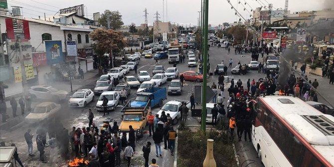 İran'da gösterilerle ilgili 79 kişi gözaltına alındı