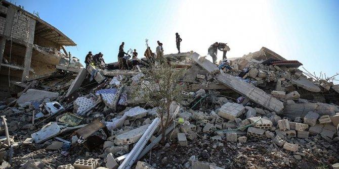 İdlib'e hava saldırıları: 6 ölü, 20 yaralı