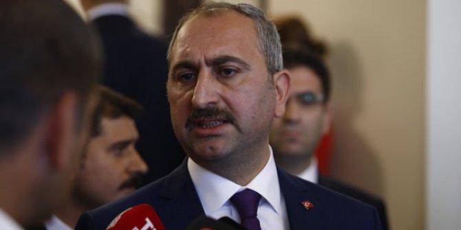 Bakan Gül net konuştu: Toleransımız yok!