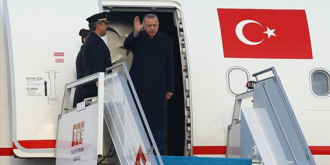 Erdoğan NATO Liderler Toplantısı için Birleşik Krallık'a gidecek