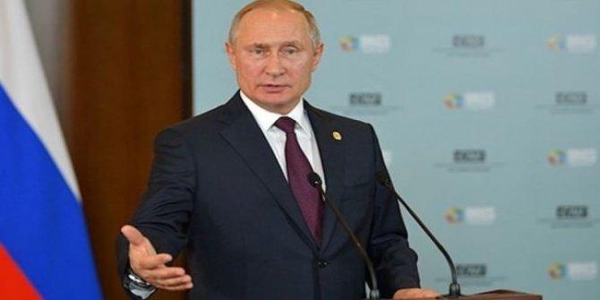 Putin Almancasını konuşturdu