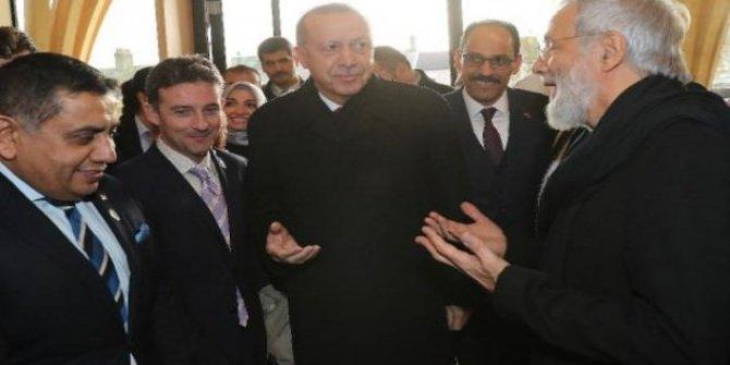 Yusuf İslam'dan Başkan Erdoğan'a teşekkür