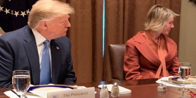 Trump'ın masasında dikkat çeken fotoğraf: Nedenini kimse bilmiyor