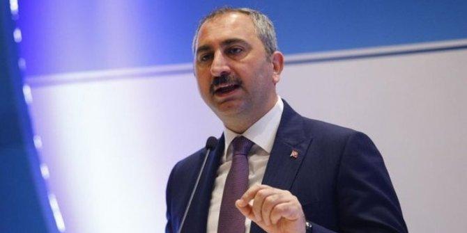 Adalet Bakanı'ndan infaz kanunu açıklaması