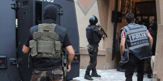 Alanya ilçesinde PKK operasyonu: 29 gözaltı