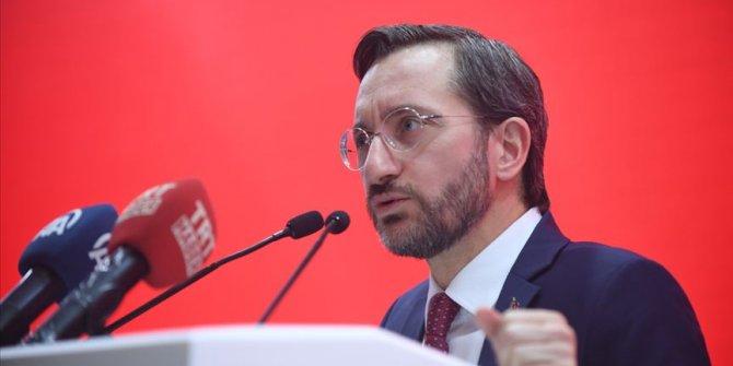 Fahrettin Altun: Kara propagandayla daha güçlü mücadele etmeliyiz