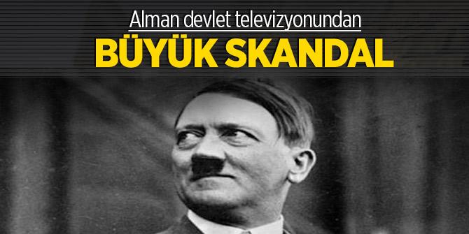 Alman devlet televizyonu ARD Atatürk'ü Hitler'e benzetti