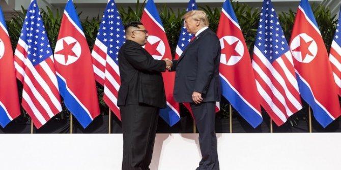 Kuzey Kore'den ABD'ye 'nükleer' rest