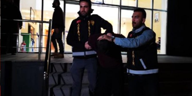 Ataşehir'de eski basketbolcuyu taciz eden sürücü yakalandı