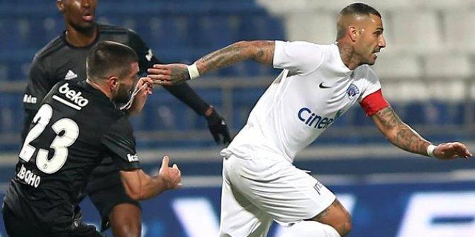 Quaresma 3. kez Beşiktaş'a karşı forma giydi