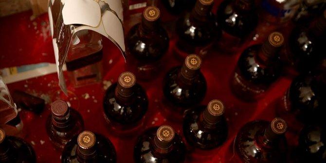 Sahte içkinin ilk belirtisi görme kaybı