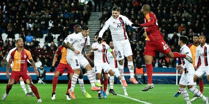 Galatasaray Avrupa'da taraftarlarını hayal kırıklığına uğrattı