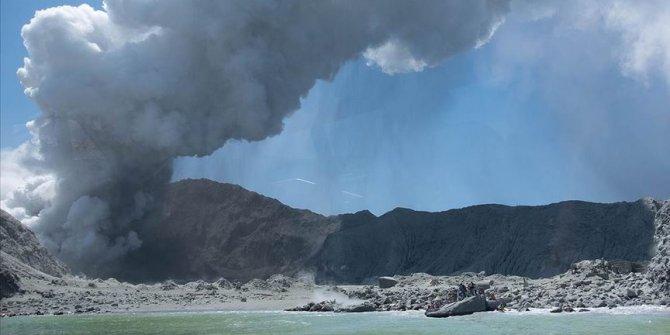 Yanardağ patlamasında ölü sayısı 14'e çıktı