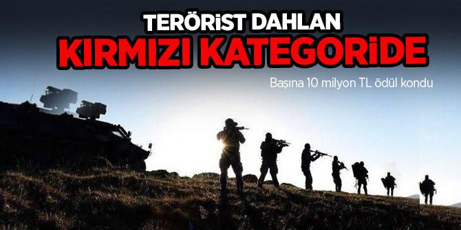 İçişleri: Muhammed Dahlan terörden arananlar listesinde kırmızı kategoride