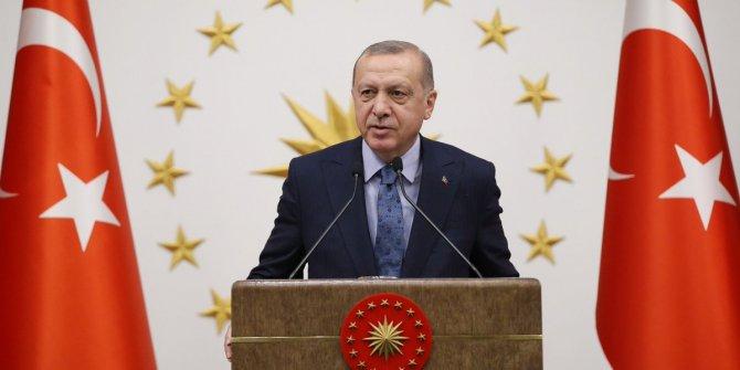 """Erdoğan'dan 'Koronavirüs' açıklaması! """"Talimat verdik"""""""