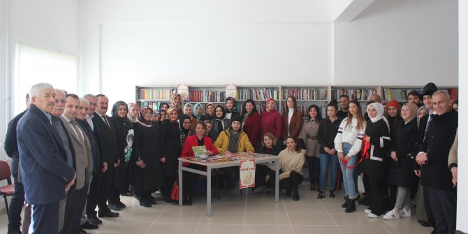 Turuncu Dergisi Kastamonu'da Gençlerle Buluştu