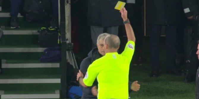 Ada'da yine gündem 'Mourinho'