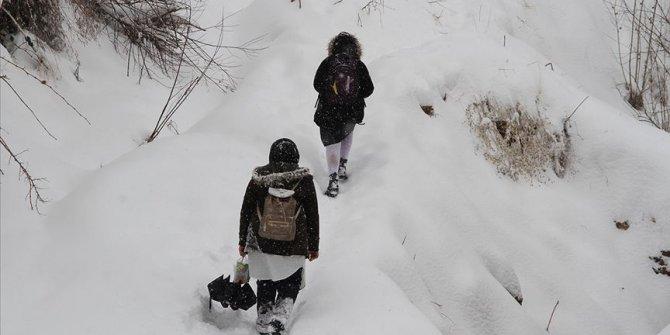 Kar tatili ilan edilen iller