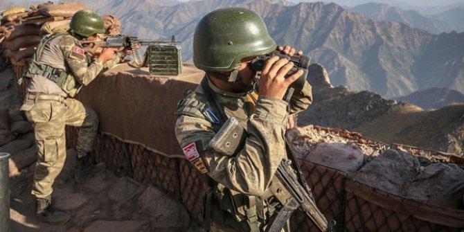 PKK'da sorumlu düzeydeki terörist teslim oldu