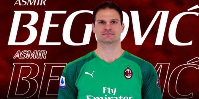 Milan, Asmir Begovic'i transfer etti