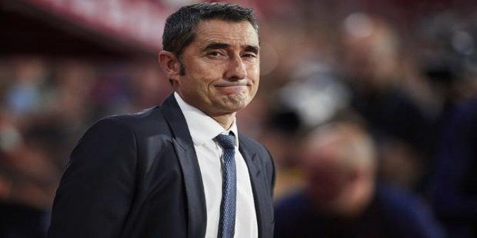 Barcelona'da Valverde gönderildi! İşte yeni hoca