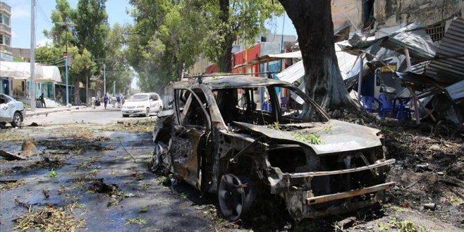 Somali'de Türkleri koruyan güvenlik güçlerine bombalı saldırı: 3 ölü, 2 yaralı