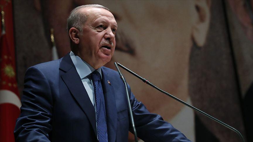 Erdoğan'dan Libya açıklaması! 'Mücadele etmeyi sürdüreceğiz'