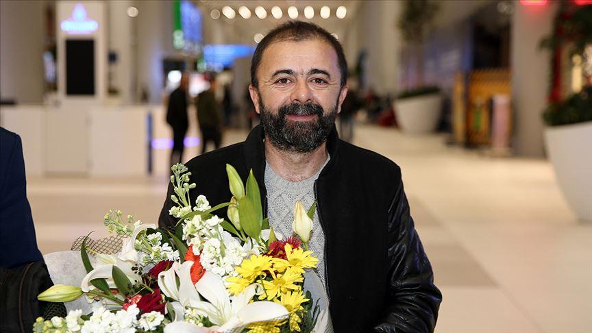 Mısır'da gözaltına alınan AA çalışanı Hilmi Balcı Türkiye'ye geldi