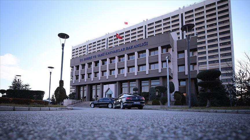 Enerji ve Tabii Kaynaklar Bakanlığında yeni daire başkanlığı kuruldu