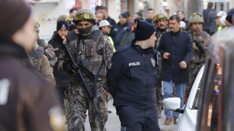 Ankara'da hareketli anlar! Rastgele ateş açtı