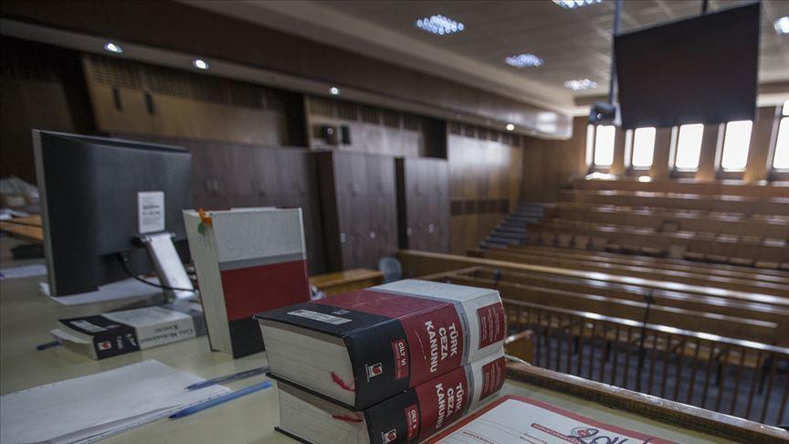FETÖ'den adliyeye sevk edilen 106 askerden 82'si tutuklandı