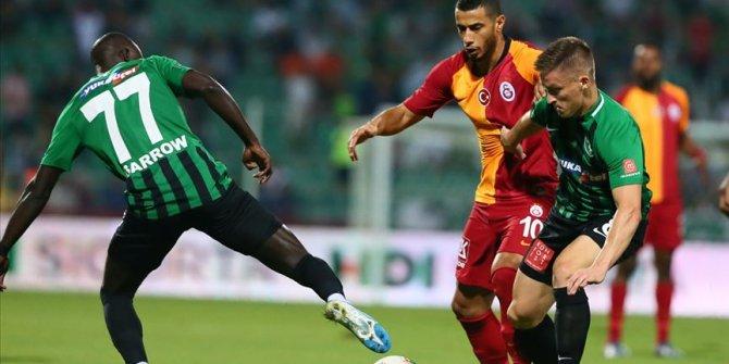 Galatasaray 22 gün sonra taraftarının önünde