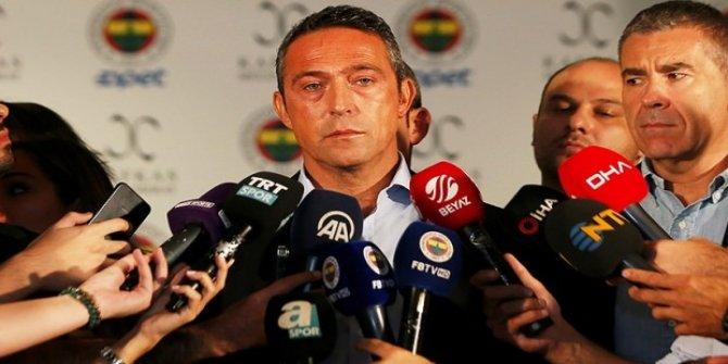 """Fenerbahçe Başkanı Ali Koç'tan hakem isyanı! """"Apaçık ortadadır"""""""