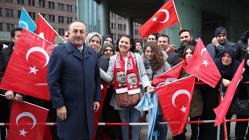 Bakan Çavuşoğlu: Libya'da acil ateşkese ihtiyaç var
