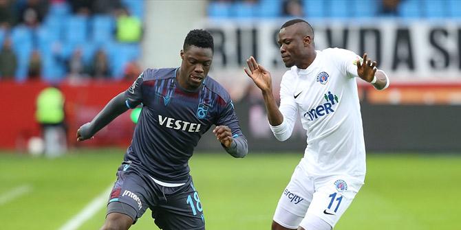 Trabzonspor Kasımpaşa'ya 6 attı