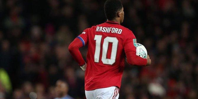 Rashford, sahalardan 1,5 ay uzak kalacak