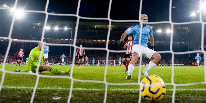 Manchester City deplasmanda tek golle kazandı