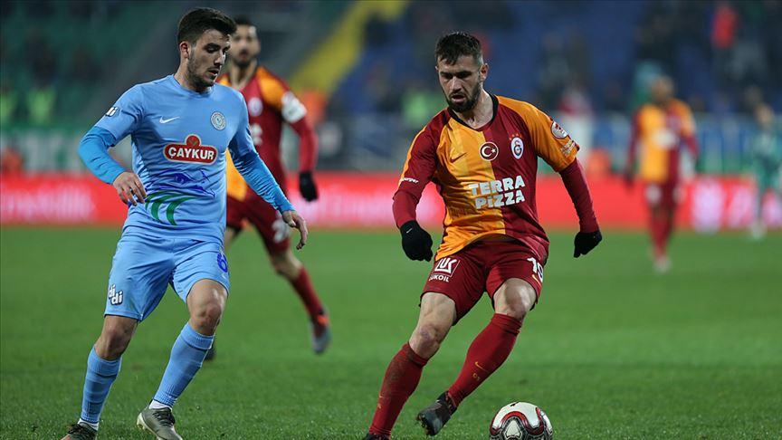Galatasaray kupada Çaykur Rizespor'u konuk edecek