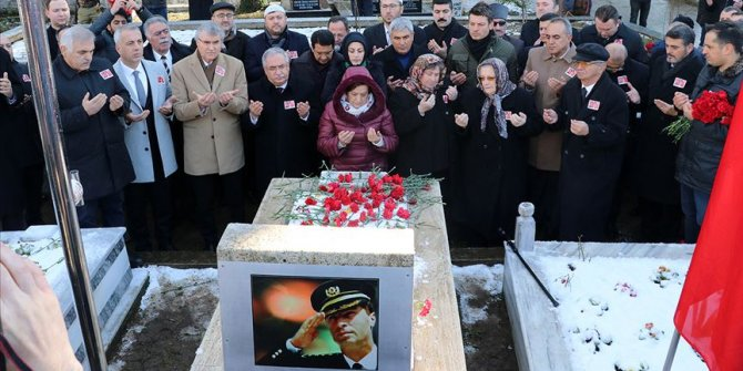 Şehit Emniyet Müdürü Gaffar Okkan anıldı