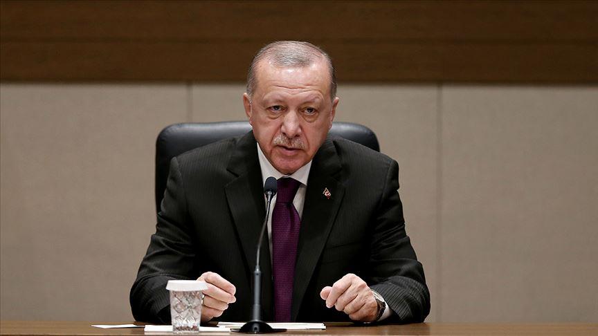 """Erdoğan'dan sert sözler: """"Millet can derdinde bunlar mal derdinde"""""""