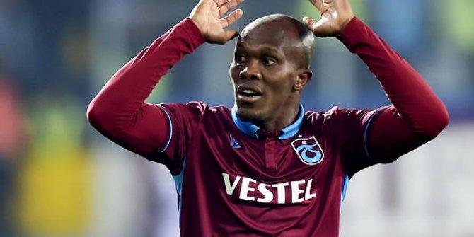 Trabzonspor, Nwakaeme için Tahkim Kurulu'na başvurdu!
