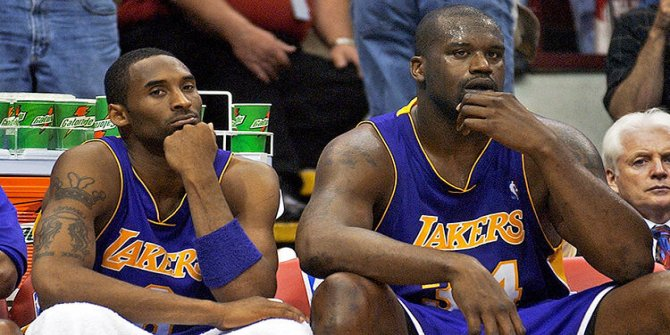 Shaquille O'Neal, Kobe Bryant'a duygusal veda: 'Kardeşimi