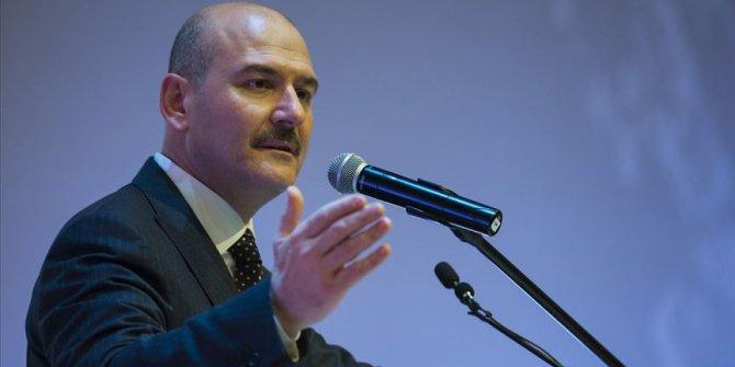 İçişleri Bakanı Soylu: Ortak bir deprem hattı oluşturacağız