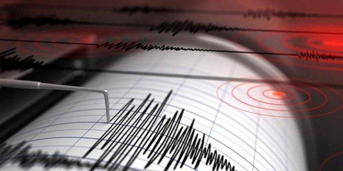 Ankara'da 3.9 büyüklüğünde deprem meydana geldi