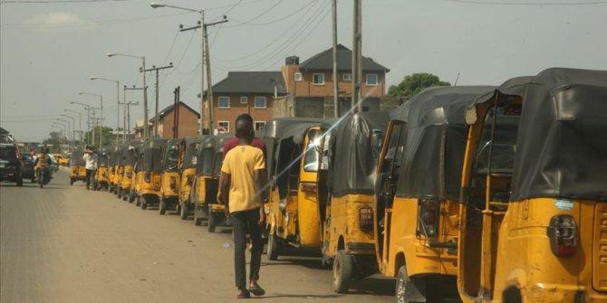 Nijerya'nın Lagos kentinde motosiklet yasaklandı