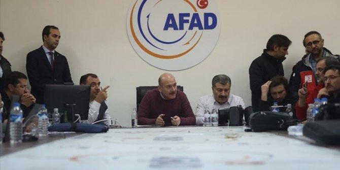 Bakan Soylu açıkladı! Elazığ'da okullar ne zaman açılacak?