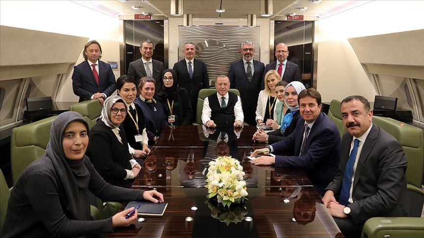 Cumhurbaşkanı Erdoğan'dan İsrail'e Hakan Fidan cevabı!