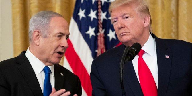 Trump'ın sözde barış planı Netanyahu'ya yaradı