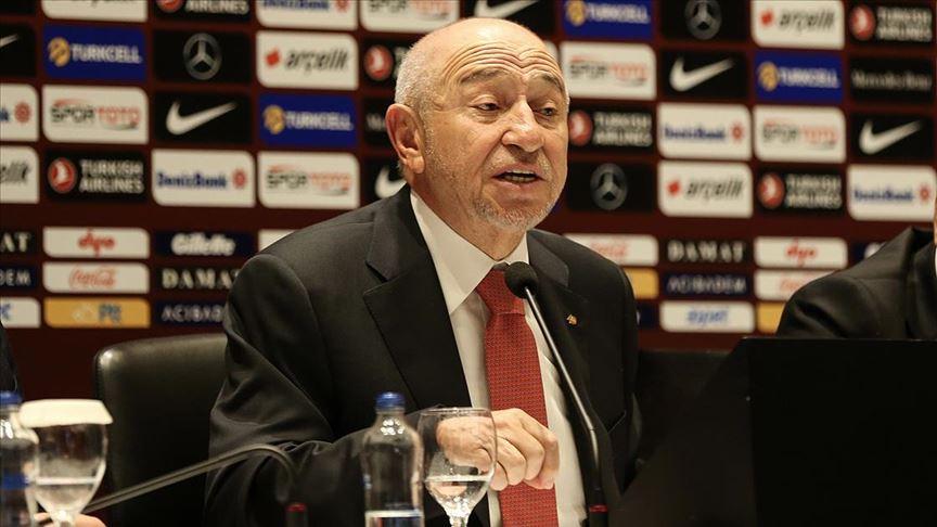 Maçlar seyircili oynanacak mı? TFF Başkanı Nihat Özdemir'den flaş açıklama