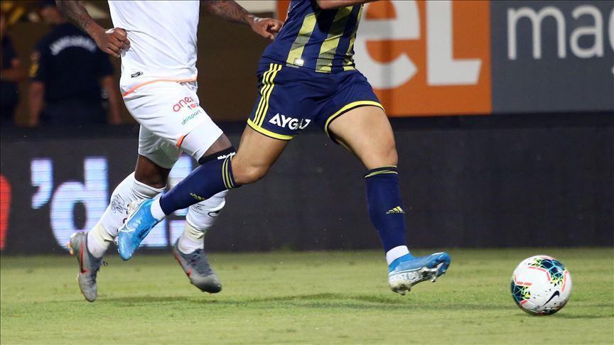 Fenerbahçe evinde Alanyaspor'u konuk ediyor!